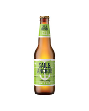 Sail & Anchor Pale Ale Bottles 330mL case of 24 Craft Beer