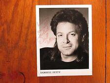 "DARRELL   FETTY  (""Hatfields & McCoys"") Signed  8 X 10  Glossy  B & W  Photo"