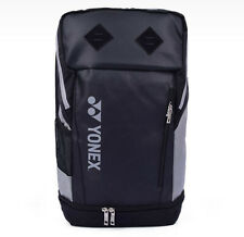 YONEX Badminton Backpack Black Sports Racket Racquet Shuttlecock Bag BAG2712LEX