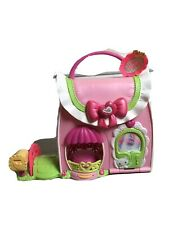 My Little Pony Ponyville Fancy Fashions Boutique Purse House Playset 2006 Hasbro