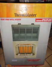 New 10,000-BTU Wall-Mount Natural Gas or Liquid Propane Vent-Free Heater
