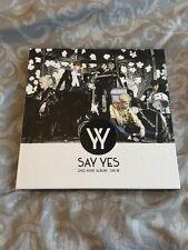 SAY YES Kpop Band 2nd Mini Album Say