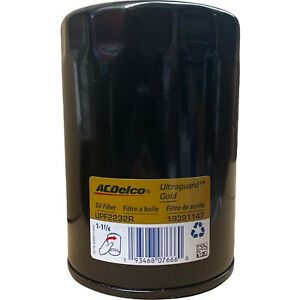 ACDelco UPF2232R Engine Oil Filter For GMC Chevy 6.6L Duramax Turbo Diesel OEM