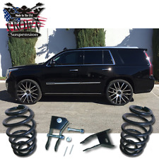 "Crown Suspension 2015-Up Tahoe Yukon Escalade 2"" Rear Lowering Leveling Kit"