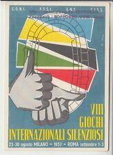 Künstler-Ansichtskarten ab 1945 aus Italien
