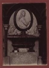 William Congreve Memorial  Westminster Abbey  Antique photograph c1890 bc53