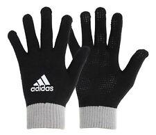 Adidas Unisex BC Knit Gloves Fleece Black Run Sports Fashion GYM Glove GD8943