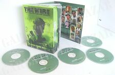 THE WIRE The Complete Second Season (2004) 5 DVD BOX SET NTSC format