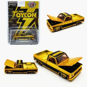 New M2 Machines 2020 Las Vegas TOYCON 1975 Chevrolet Silverado loose