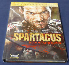 Spartacus: Blood and Sand - The Complete First Season - DVD - Widescreen