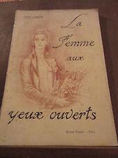Pierre L'Ermite: La femmes aux yeux ouverts/ Maison de la Bonne-Presse