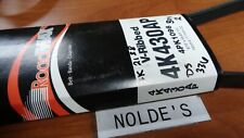 ROADMAX Serpentine Belt 4K430AP  SK2138 DS336 B2