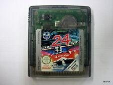 LE MANS 24 HOURS Le Mans 24 Ore Game Boy Color Nintendo Pal Infogrames Used