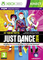 Just Dance 2014 ~ XBox 360 Kinect Game (in Great Condition)