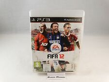 FIFA 12 2012 - CALCIO - SONY PLAYSTATION 3 PS3 PAL ITALIANO COMPLETO COME NUOVO