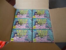 Topps Ireland Toxic High School Trade Box of 24 Boxes each with 36 packs