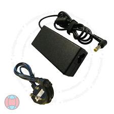 Para ACER Aspire Ultrabook S3-951-2464G34iss 65W Cargador Fuente De Alimentación + Cable dcuk