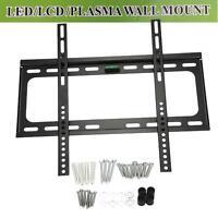 "Wall Fixed Mount TV Flat Panel Bracket VESA Max.110lbs 32""~60"" LCD LED Plasma TV"