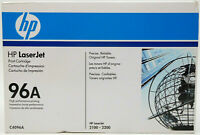 HP 96A Black Toner Cartridge C4096A for HP Laserjet 2100 2200