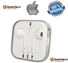 Cuffie Auricolari EarPod Originali per Apple iPad Mini Air 2 Pro Bulk MD827ZM/A