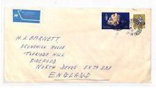 HH255 1982 GB Kenia Nairobi Cubierta Devon {samwells-cubre] Pts