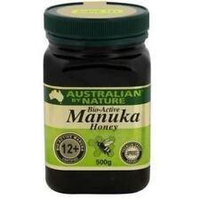 Bio Active 12+ 500g Manuka Honey Australian by Nature - New Zealand Manuka Honey