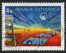 AUSTRIA SG1915 1981 MODERN ART FINE USED