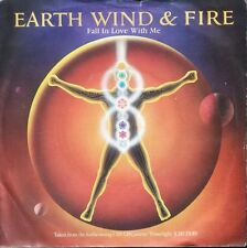 "EARTH WIND AND FIRE fall in love with me 7"" PS EX/EX uk"