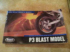 ☀ ☀ ☀ 2003 Buell P3 Blast Model Owners Manual ☀ ☀ ☀