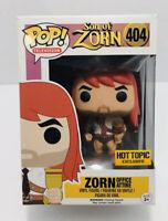 Funko Pop! Television #404 Son of Zorn (Office Attire) Hot Topic Exclusive.