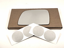 Left Driver Mirror Glass Lens for Models w/Auto Dimming  95-97 Lincoln Town Car