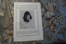 1912 kfa22 Kunstdruck / Ferdinand Schmutzer Maximilian Liebenwein