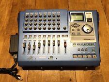Tascam DP-01 Multi Track 8-Track Digital Portastudio Recorder Porta-Studio Mixer