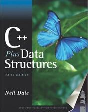 C++ Plus Data Structures, Dale, Nell, Good Book