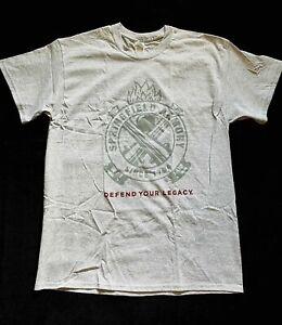 Springfield Armory T-Shirt Any Size S-2XL Heather Gray Gildan