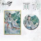 Grandmaster of Demonic Cultivation Wuxian Wangji Shikishi Acrylic Bajji Badge Sa