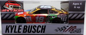 Kyle Busch 2020 #18 M&M's Darlington Throwback Toyota Camry 1:64 ARC -