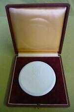 Meissen DDR Medaille - Rat der Stadt Leipzig - Völkerschlacht Denkmal Leipzig