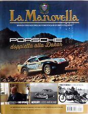 RIVISTA LA MANOVELLA PORSCHE N.1 2016 AUTOMOTOCLUB BUD SPENCER DOMENICA CORRIERE