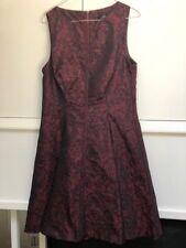 CUE BROCADE DRESS SIZE 12- Excellent Condition!!