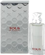 Tous For Women Miniature EDT Perfume Splash 0.15oz New