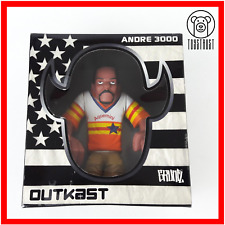 Outkast Gruntz Big Boi Vinyl Action Figure Boxed 2002 Stronghold Limited T7