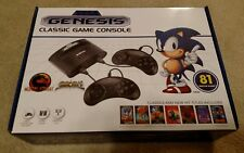 NEW SEGA Genesis Flashback Classic System Console 81 Games Mini 2017 Edition