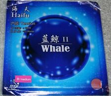 HaiFu Whale II National Version (Factory Tuned) Pips-In Table Tennis Rubber, USD