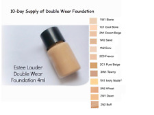 Estee Lauder Double Wear Stay-in-Place Makeup Foundation travel Size 4ml U-Pick