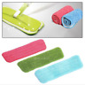Practical Household Dust Cleaning Reusable Microfiber Pad Tool For Spray Mop New