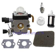 Carburetor for STIHL FS85 FS38 FS45 FS46 FS55 KM55 Air filter Spark plug Carb