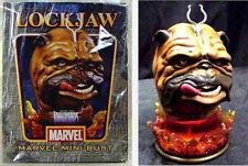 Inhumans Lockjaw Bust Statue New 2005 Bowen Designs Marvel Comics
