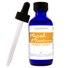 2 fl oz Myrrh/Frankincense Blend Essential Oil (100% Pure.Natural) - GreenHealth