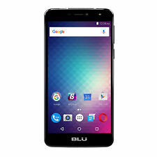 BLU Studio XL2 16GB Unlocked GSM 4G LTE Quad-Core 13MP Phone - Black